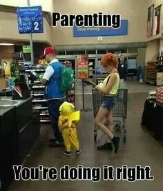 Omg how cute Pokemon costumes