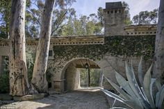 The Tuscan mansion - or The Villa as it is known - has long been the jewel in the couple's real estate crown.