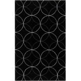 Shop for Hand-tufted Contemporary Retro Chic Green Black Geometric Abstract Area Rug - x Get free delivery On EVERYTHING* Overstock - Your Online Home Decor Store! Get in rewards with Club O! Contemporary Area Rugs, Modern Area Rugs, Accent Rugs, Accent Decor, Co Working, Rectangular Rugs, Retro Chic, Geometric Rug, Love