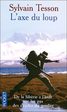 L'Axe du loup est un récit de voyage de Sylvain Tesson publié en 2004. De mai 2003 à janvier 2004, l'auteur refait, sans moyen mécanique, le chemin des évadés du livre À marche forcée de Sławomir Rawicz, dans l'intention de mettre fin à la controverse sur la véracité du récit. Pour lui, l'aventure est plausible dans son ensemble mais comporte des anomalies absolues, comme « dix jours sans boire dans le Gobi ».