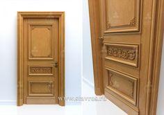 Резная дверь GRD-005 - Ставрос