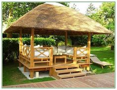 Excellent idea on Backyard Gazebo Ideas