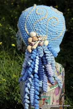 Sea Goddess by laughingpurplegoldfish, via Flickr