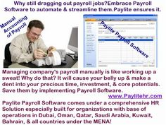 Citytech Software Private Limited has developed Paylite Software, specifically for the GCC & the MENA member countries fulfilling their conditions and requirements.