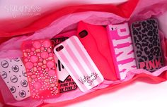 Victoria's secret PINK needs to make cases for phones OTHER than the iPhone.