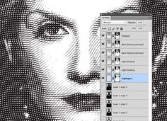 The classic illustration style used on money is something I've always wanted to figure out how to replicate in Photoshop. There's plenty of Photoshop tutorials that show how to create a basic halftone line effect, but they never quite capture that authentic engraved look with plenty of shading and tone. After lots of trial and …