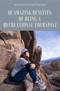 In celebration for Therapeutic Recreation Month I thought it would be really fun to put together a post that highlighted my favorite benefits of working in this field of Therapeutic Recreation. Recreational Therapy, Intense Games, Career Options, Future Career, Physical Therapy, Pediatrics, Infographics, Counseling, Benefit