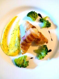Rana pescatrice in pancetta croccante - di Palo Alpa #fuudly #ricette