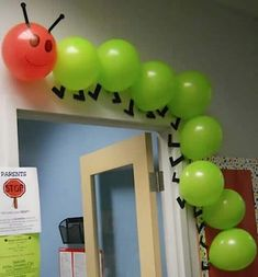Luftballonraupe