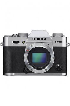 Fujifilm X-T10 - Silber