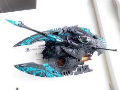 Eldar, Fire Prism, Grav Tank, Warhammer 40,000