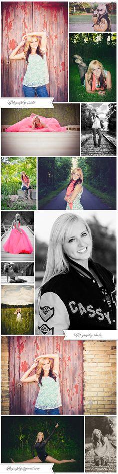 Cassy | Waupun High School Senior | Senior Rep #highschool #senior #photography