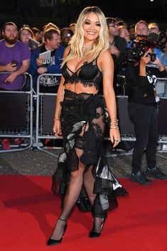 OK, Rita Ora Wearing an Animal Print Corset Is the Hottest Thing I've Seen This Year