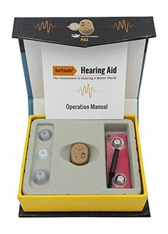 Vorfreude Hearing Enhancement Amplifier Aid ITC (In The Canal) Left and Right Ear Mic & Speaker Made in USA (1 or 2 Complete Kits) - One Kit (1)   http://huntinggearsuperstore.com/product/vorfreude-hearing-enhancement-amplifier-aid-itc-in-the-canal-left-and-right-ear-mic-speaker-made-in-usa-1-or-2-complete-kits/?attribute_pa_size=one-kit-1