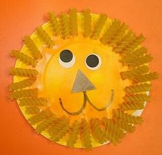 75 Paper plate crafts for kids with pictures. Kids crafts with paper plates for every occasion: animals, hats, activities, holidays, masks and much more! Kids Crafts, Daycare Crafts, Sunday School Crafts, Bible Crafts, Cute Crafts, Toddler Crafts, Arts And Crafts, Crafts For 3 Year Olds, Two Year Old Crafts