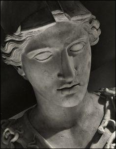 * Herbert List - Head of Pallas Athena, 1937