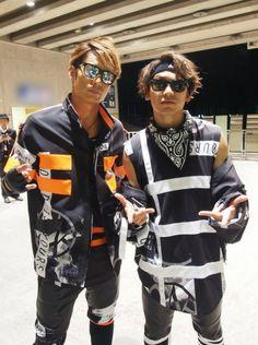 Keiji & Naoto