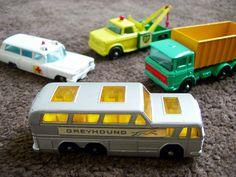 Matchbox cars!