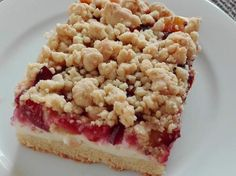 Recipe quark crumble cake sheet cake with e. from - recipe of the category baking sweet einfach einfach schnell geburtstag rezepte sheet cake cake cake birthday cake decorated cake recipes Coconut Recipes, Baking Recipes, Cake Recipes, Snack Recipes, Berry Smoothie Recipe, Easy Smoothie Recipes, Cranberry Crumb Cake, Homemade Frappuccino, Grilled Fruit