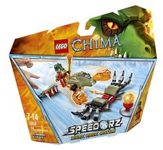 LEGO Chima 70150: Flaming Claws: Amazon.co.uk: Toys & Games
