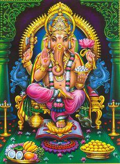 Ganesh Print # 17