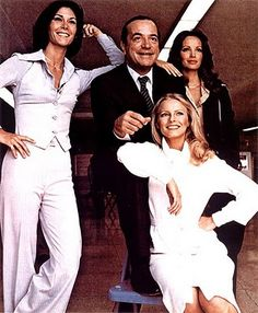 This was totally my favorite Charlie's Angels configuration.  I so wanted to be Kris.
