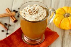 Hungry Girl's Healthy Perfect Pumpkin Spice Latte Recipe. I did not like this. To much coffee flavor.