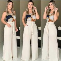 Warm Dresses, Formal Dresses, Low Cut Bodysuit, Classy Outfit, Look Fashion, Womens Fashion, Long Jumpsuits, The Dress, Chic Outfits