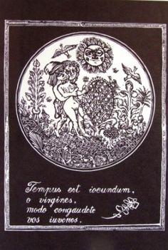 Gyulai Líviusz: Carmina Burana Illustrators, Personalized Items, Art, Art Background, Kunst, Illustrator, Performing Arts, Illustrations, Art Education Resources