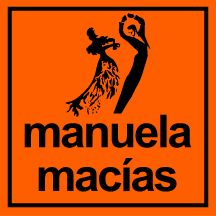 Logo Manuela Macías Moda Flamenca