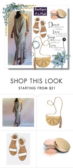 """Boutique A la Mode VIII/3"" by zeljanadusanic on Polyvore featuring WALL, Mar y Sol and Jane Iredale"