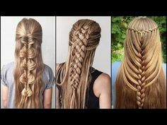 Amazing Hairstyle Tutorials By Hair Professionals