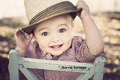 how cute is he?!