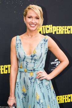 'It was lonely not having him in the movie': Anna Camp reveals she missed husband Skylar A...