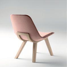 Alki Kuskoa Lounge Armchair by Jean Louis Iratzoki