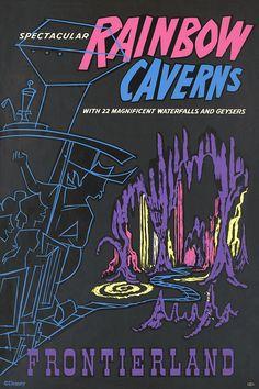 Rainbow Caverns Poster