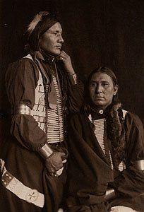 High Heron, Has No Horses - Oglala – 1898