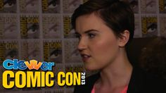 Veronica Roth Teases ALLEGIANT & Talks DIVERGENT Filming: 2013 Comic-Con #veronicaroth #divergent #allegiant #clevver #clevvertv #comiccon