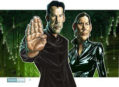 Matrix by juarezricci.deviantart.com on @deviantART