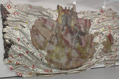 He is my man! Such a genius. Unframed: Tapestries of Trash by El Anatsui Photo