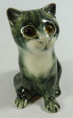 Vintage Mike Hinton Cat