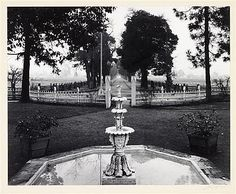 ANSEL ADAMS, (AMERICAN 1902-1984), 'FOUNTAIN, GENERAL VALLEY HOUSE'
