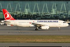 TC-JUF Turkish Airlines Airbus A320-232 photographed at Budapest - Ferenc Liszt International (Ferihegy) (BUD / LHBP) by András Soós