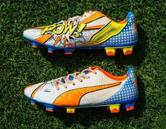 9b5e5579e Image result for graphic pop art Custom Soccer Cleats