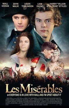 Zayn, Niall, Louis, Liam, Harry!!!