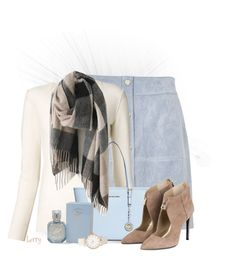 """""""Spice it up with a fab scarf"""" by berry1975 ❤ liked on Polyvore featuring River Island, Chloé and Michael Kors"""