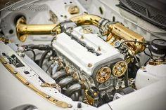 Golden Honda engineering