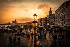 sunshine in Venice