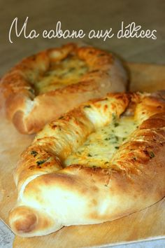 pain russe au fromage khachapuri