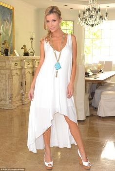 Joanna Krupa.. at her LA home..